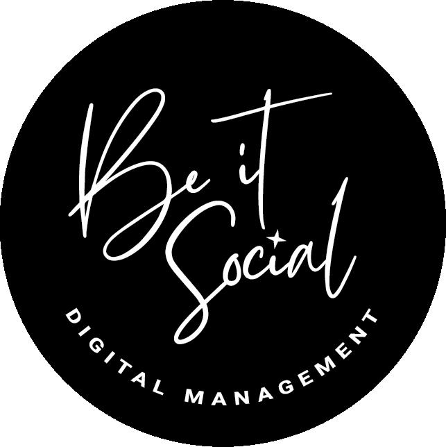 Be it Social - Digital & Social Media Management